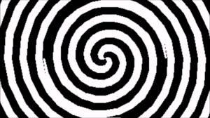 spiral b & w